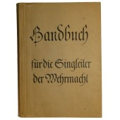 Reference book for the vocal leader of the Wehrmacht