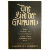 Austrian Hitlerjugend song book