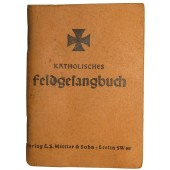 Catholic field hymnbook for Wehrmacht soldiers