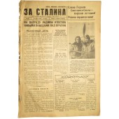 """"""" Red Navy man newspaper"""" - Glory to our famous naval flyers"""