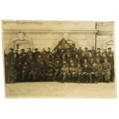Photo of the staff of the 54th Guards Tank Brigade, 1944