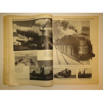 Illustrated observer The Germany of Adolf Hitler. Espenlaub militaria
