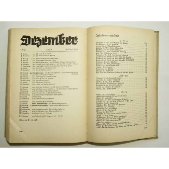 Book for every family in the 3-rd Reich- Ewiges Deutschland. Espenlaub militaria