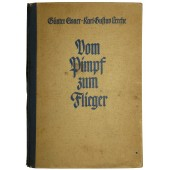 "Hitlerjugend Fliegersturm book ""From the pupil to the flyer"""