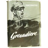 "Kurt Meyers book ""Grenadiers"""