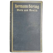 """The book about Hermann Göring, """"The Man - Plant"""""""
