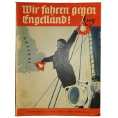 """Wir fahren gegen Engelland!"" The special issue photo booklet"
