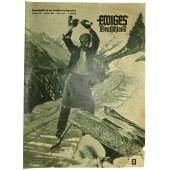 """Ewiges Deutschland""  January 1940 for Volksgenossen"