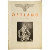 "Illustrated magazine ""Ostland"" January 1943, Nr.7"
