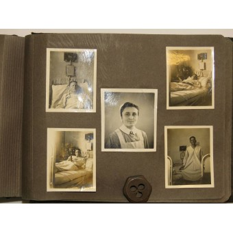 Photo Album of Luftwaffe soldier.. Espenlaub militaria