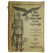 Luftwaffe  service textbook for soldiers. 1941 year