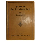 RAD Manual of the working technique, # 3, earthworks