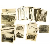 Photos by a German infantry soldier