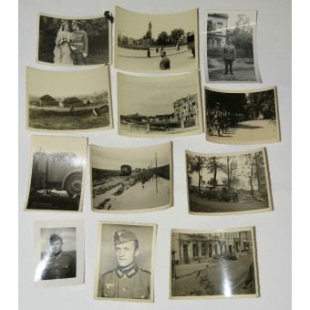 Wehrmacht Oberarzt pictures. Eastern Front - Ostfront.. Espenlaub militaria