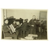 Music band from III/ A.R (mot), 9. Batterie