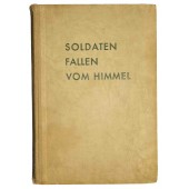 Book about German paratroopers
