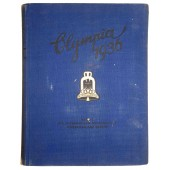 "First band of the ""Olympia 1936"" book"