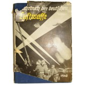 Almanac of the german Luftwaffe, rare issue from 1940 year