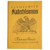 """Historical brochure """"Clausewitz Katechismus"""""""