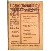 National Socialists Monthly magazine