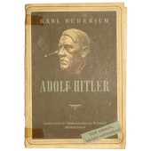 """Soldiers handbook from the chapter, Soldier's friend -""""Adolf Hitler"""""""