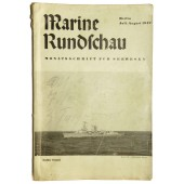 "The naval review - the magazine for Kriegsmarine. ""Marine Rundschau"""