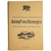 The war in Norway, the book issued by Wehrmacht