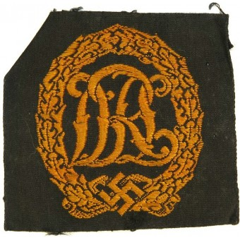 DRL Sportsbadge, cloth BeVo version. Espenlaub militaria