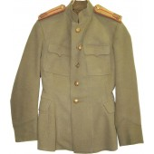Imperial Russian field officer's tunic M 1910