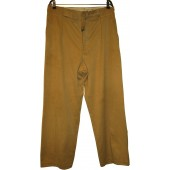 Luftwaffe DAK trousers, retailored