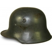 Luftwaffe M 16 re-issued helmet BF 64