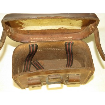 NSDAP medical leather pouch. Espenlaub militaria