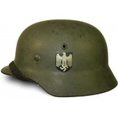 SE 68 Wehrmacht Heer Double decal helmet
