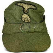 SS Bergmuetze. SS Mountain troops hat. Widely used by SD
