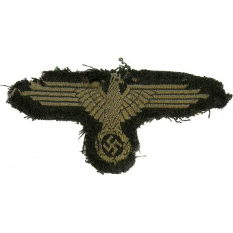 SS eagle for hat.  Be Vo.. Espenlaub militaria