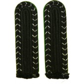 SS-Sicherheitsdienst, SD Sturmmann sew-in Shoulder Boards