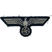 Tunic removed private made breast eagle for Wehrmacht Heeres enlisted personnel