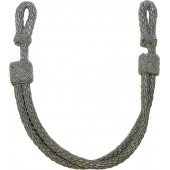 Wehrmacht Heer, Luftwaffe or Waffen SS officers chin cord for visor hat