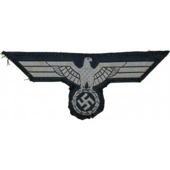 Wehrmacht Tunic removed breast eagle for enlisted men BeVo. Espenlaub militaria