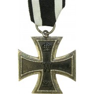 1914 Iron Cross, 2nd class, marked HB