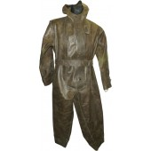 Red Army WW2  gas and chemical defense rubberized overall-OZK, 1941