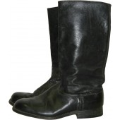 RKKA long leather boots for soldiers and NCO