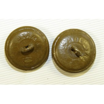 WW2 big size generals button for field uniforms. Espenlaub militaria