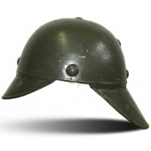 WW2 Soviet Anti aircraft protection steel helmet. Rare!