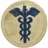 Kriegsmarine. Storekeeper sleeve cloth badge