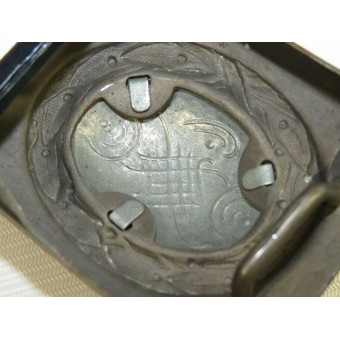 Luftwaffe buckle. Unusual variant! DR F & Co. Espenlaub militaria
