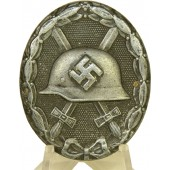 Wound badge, 1939, silver class, marked L/11.
