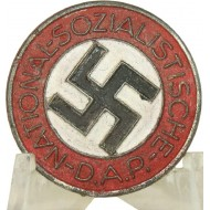 NSDAP member badge, M 1/159 - Hans Doppler, Wels