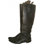 Russian Imperial officer's long boots