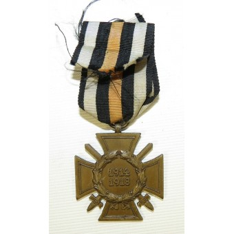 WW1 Commemorative Cross with swords. Espenlaub militaria